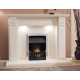 Kingfisher Stone Fireplace